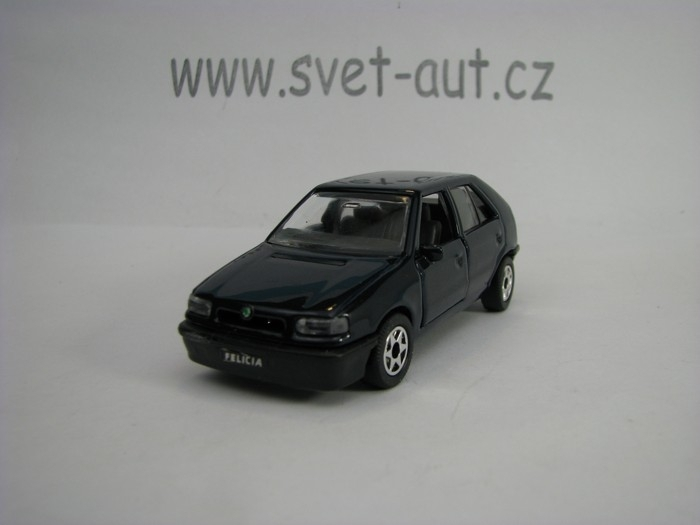 Škoda Felicia Blue 1:43 unknown China